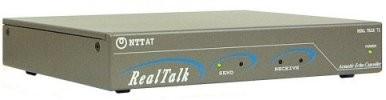 音響エコーキャンセラ装置[Real Talk 71]